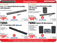 Fry's Electronics (Special Offer) Flyer