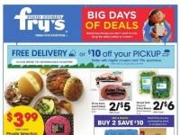 Fry's Food Stores (big days of deals) Flyer