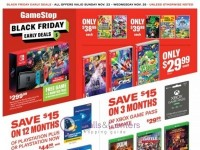 GameStop (Black Friday Early Deals) Flyer