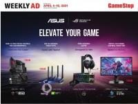 GameStop (Elevate Your Game) Flyer