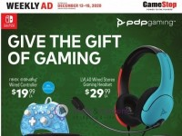 GameStop (Give The Gift Of Gaming) Flyer