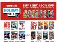 GameStop (Holiday Sale) Flyer