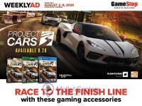 GameStop (Race To The Finish Line) Flyer