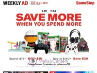 GameStop (Save More When You Spend More) Flyer