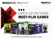 GameStop (Special Offer) Flyer