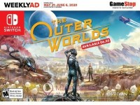 GameStop (The Outer Worlds) Flyer