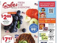 Gerbes Super Markets (Fresh For Everyone) Flyer