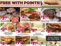 Gerrity's Supermarkets (Amazing Savings) Flyer