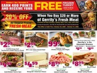 Gerrity's Supermarkets (Special Offer) Flyer