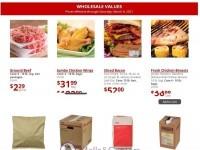 GFS Gordon Food Service (Wholesale Values) Flyer
