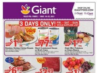 Giant Food Stores (Special Offer - DC) Flyer