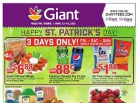 Giant Food Stores (Special Offer - DE) Flyer