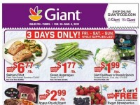Giant Food Stores (Special Offer - VA) Flyer