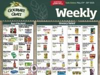 Gourmet Garage (Amazing Deals) Flyer