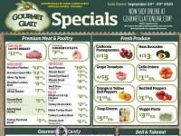 Gourmet Glatt Market (Special Deals - Brooklyn) Flyer