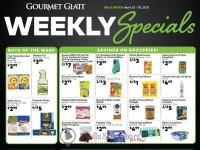 Gourmet Glatt Market (Weekly Specials - Long Island) Flyer
