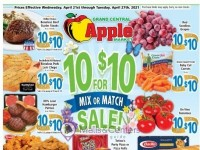 Grand Central Apple Market (Special Offer) Flyer