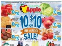 Grand Central Apple Market (Special Offer) Flyer