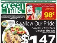 Green Hills Grocery (Hot Deals) Flyer