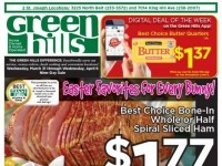 Green Hills Grocery (Special Offer) Flyer