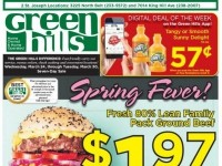 Green Hills Grocery (Weekly Specials) Flyer