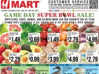 H Mart (Special Offer - Northern California) Flyer