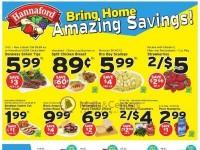 Hannaford Supermarket & Pharmacy (Bring Home Amazing Savings) Flyer