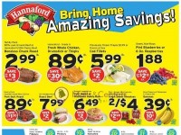 Hannaford Supermarket & Pharmacy (Bring Home Amazing Savings) Flyer