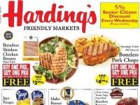 Harding's (Special Offer) Flyer