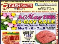 Harlan Cash Saver (Special Offer) Flyer
