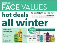 Harmon Face Values (Special Offer) Flyer