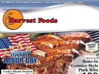 Harvest Foods (Special Offer) Flyer