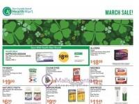 Health Mart (Monthly Deals) Flyer