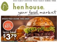 Hen House (Special Offer) Flyer