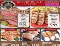 Highland Park Market (Nobody Does It Better) Flyer