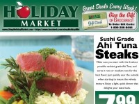 Holiday Market (Great Deals every week) Flyer