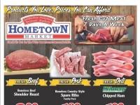 Hometown Market (Special Deals-PA) Flyer