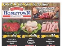 Hometown Market (Special Offer - PA) Flyer