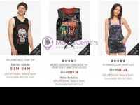 Hot Topic (Hot Offers) Flyer