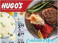 Hugo's (Celebrate Mom Give Her The Best) Flyer