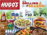 Hugo's (It's Grilling Season) Flyer