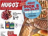 Hugo's (Special Offer) Flyer