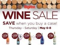 HyVee (3-DAY WINE CASE SALE) Flyer