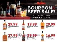 HyVee (7-DAY BOURBON & BEER SALE! AD) Flyer