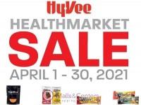 HyVee (APRIL HEALTHMARKET AD) Flyer