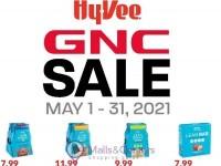 HyVee (GNC Sale) Flyer