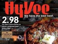 HyVee (Hot Deals) Flyer