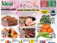 Ideal Food Basket (Happy Mother's Day) Flyer
