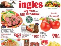 Ingles Markets (low Prices Everyday) Flyer