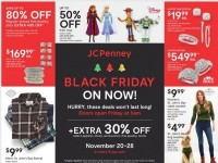 JCPenney (Black Friday Special) Flyer